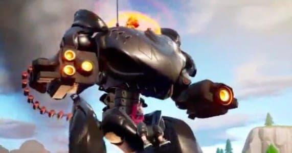 ロボット フォトナ